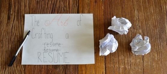 The Art of Crafting a Resume